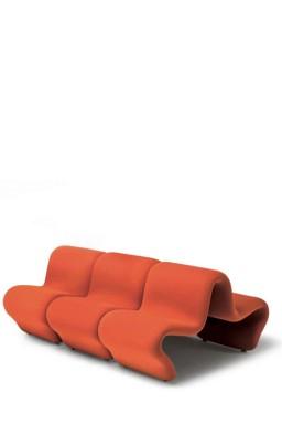 La Cividina - LaCividina Dos à Dos Louvre Pierre Paulin, sofa system