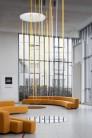 UBER-MODERN - LaCividina Osaka sofa 280 cm Pierre Paulin