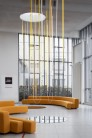 UBER-MODERN - LaCividina Osaka sofa 330 cm Pierre Paulin